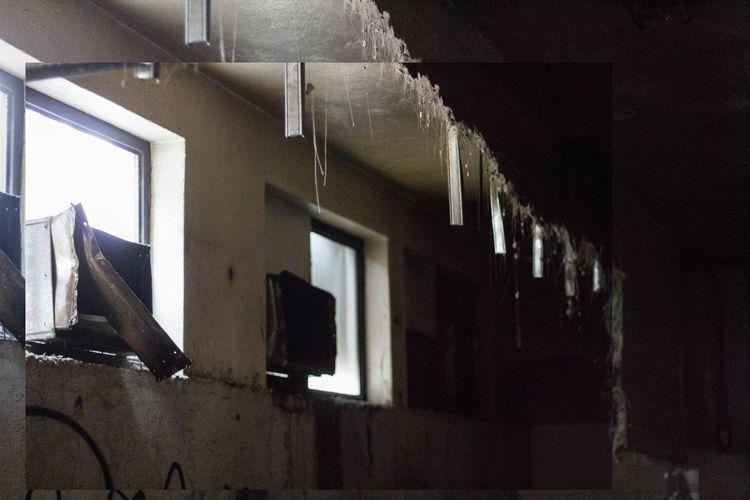 abandoned restaurant, aka. crac - ghinason | ello