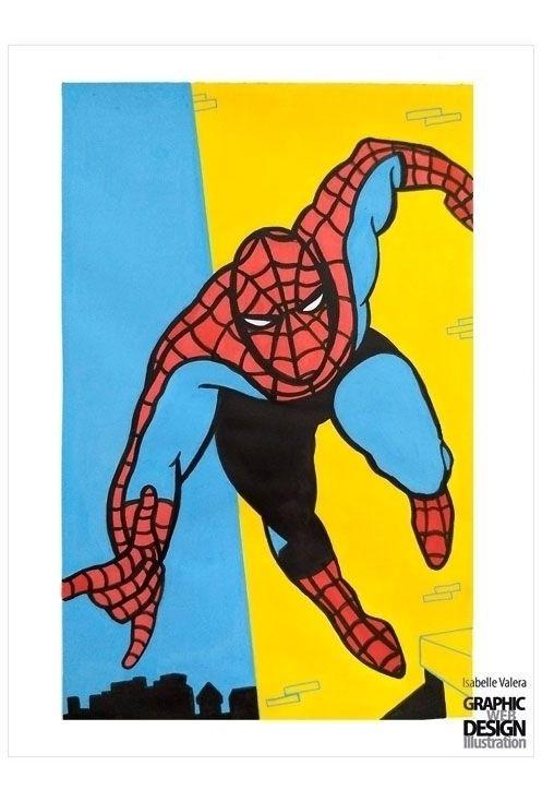 amazing Spiderman, 1963 - spiderman - ivalera | ello