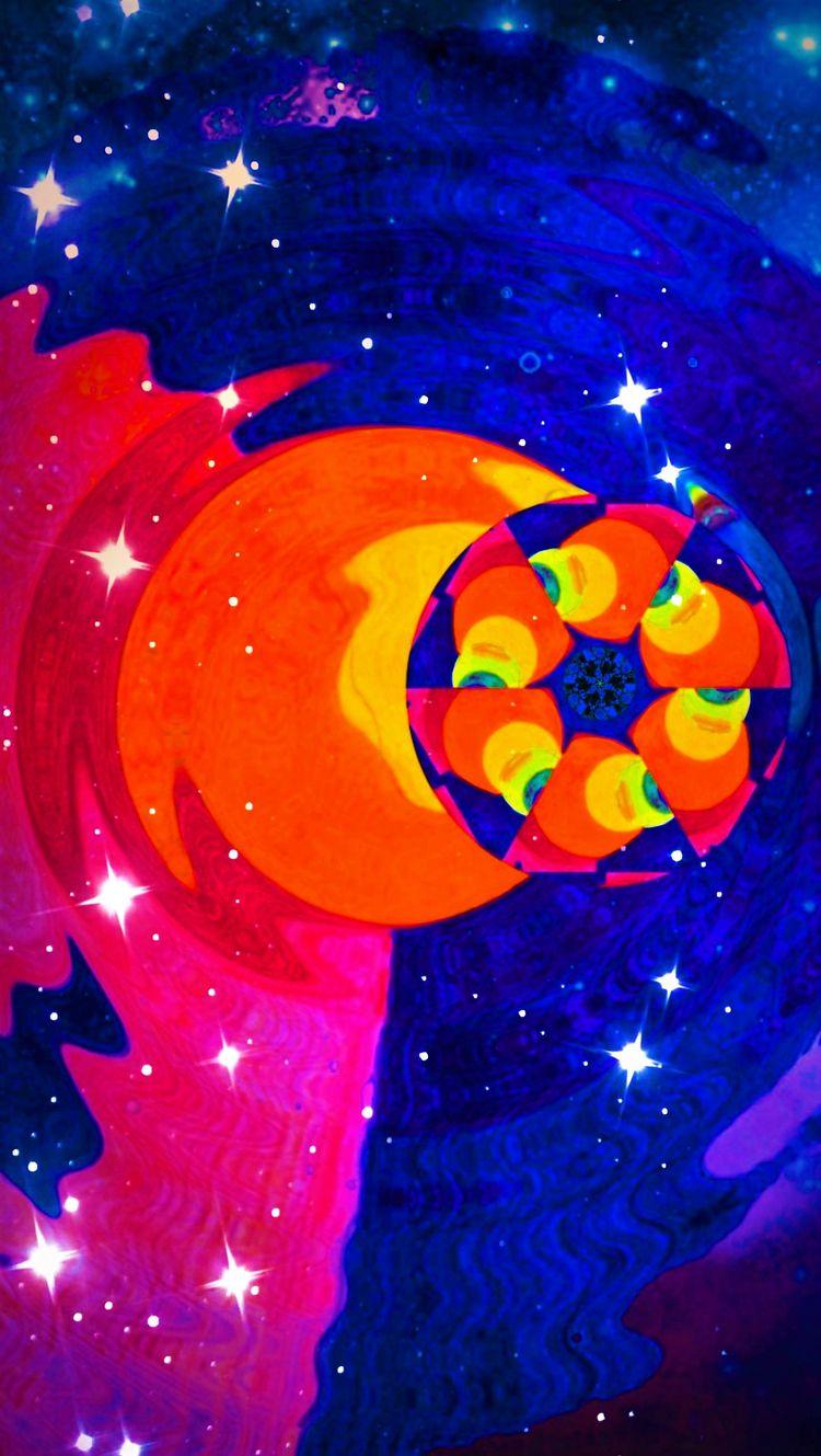 novaexpress93, orbs, space, art - novaexpress93 | ello