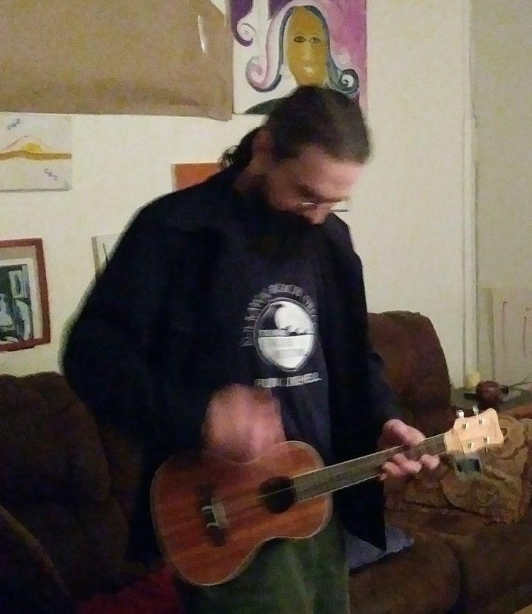 photo Rockin' uke - music - cabrown73 | ello