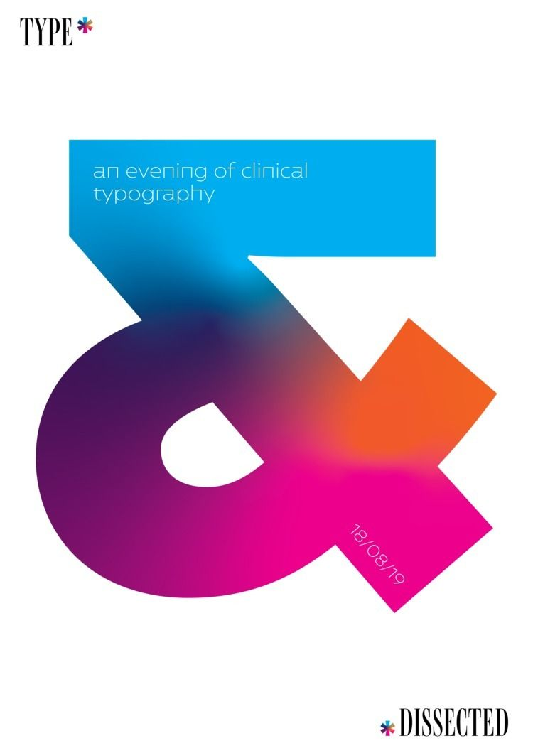 TYPE DISSECTED - twoninedesign | ello