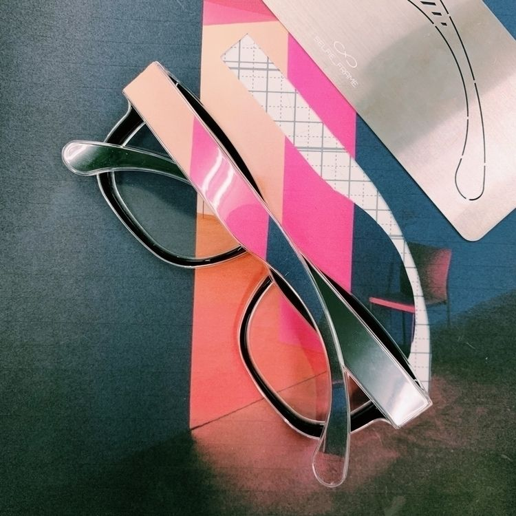 Eyewear freely designed - eyewear - flatbitstudio | ello
