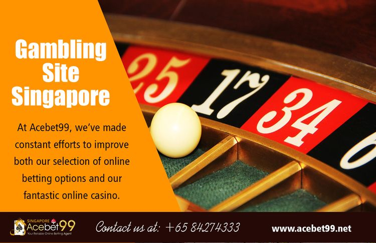 Gambling Site Singapore Onlіnе  - baccaratonlinesg | ello