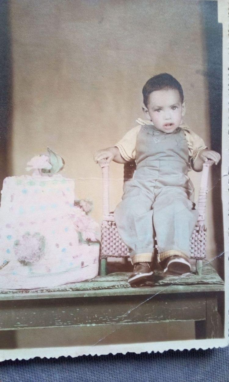 dad 57 years vintage photo wort - idaly123 | ello