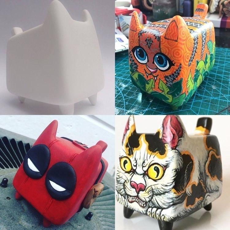 DIY Boxcat Rato Kim - gavrieldiscordia | ello