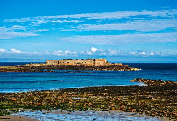 Fort Raz Longis Bay Alderney - alderney - neilhoward | ello