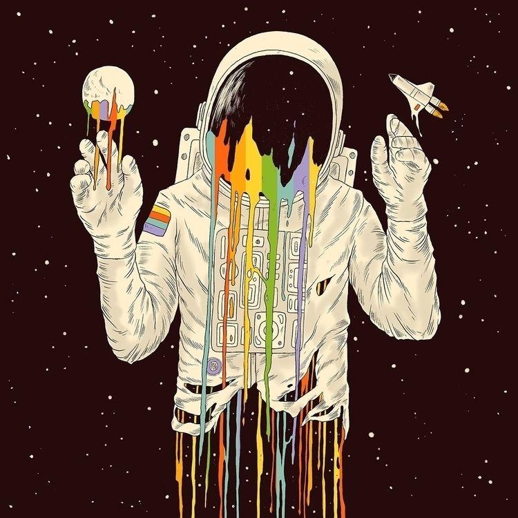 Dreamful Existence. moment find - normanduenas | ello