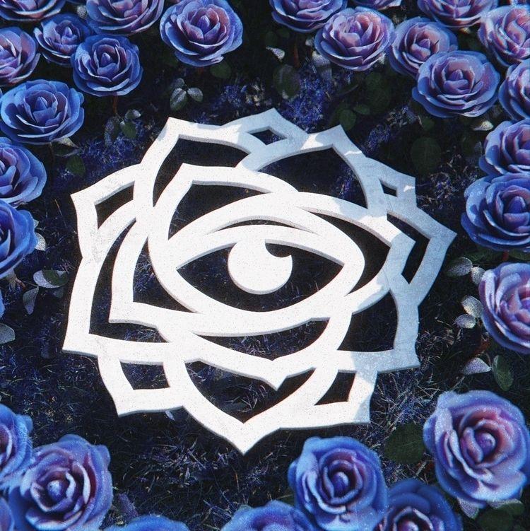Logo Design Rose Entertainment - kwrrk   ello