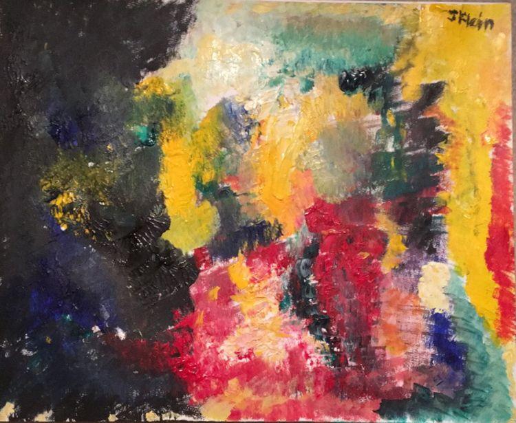 vegan, art, paint, painting, abstract - abstractdreamart | ello