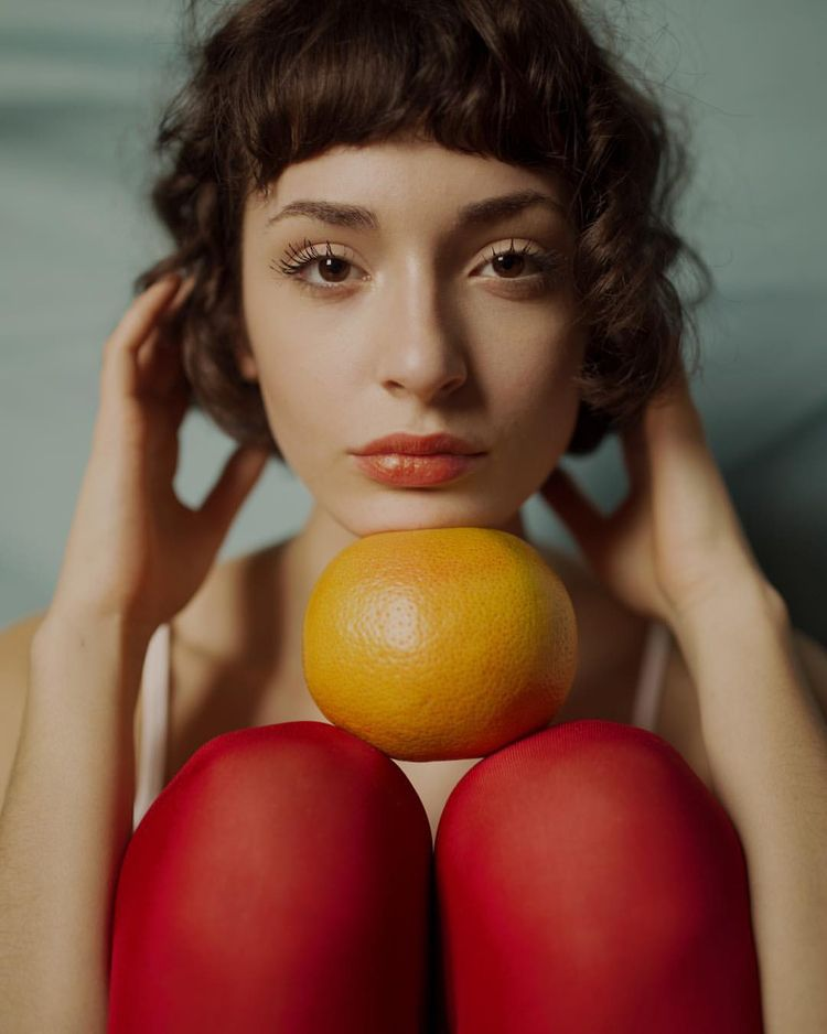 Vibrant Beauty Portrait Photogr - photogrist | ello