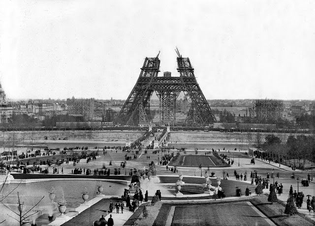 Interesting Facts Eiffel Timeli - histolines | ello