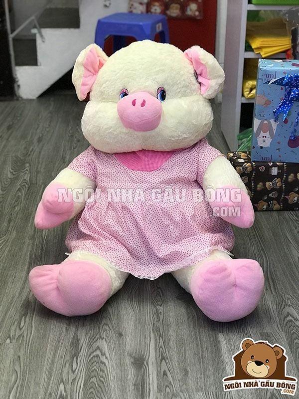 Gấu bông giá rẻ đang được bày b - ngoinhagaubong | ello