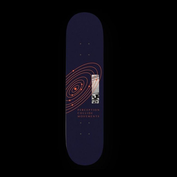 Personal skateboard deck graphi - abdelkrimelghribi   ello