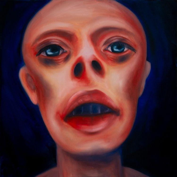 aaron oil painting - art, oilpainting - marlonmessal | ello