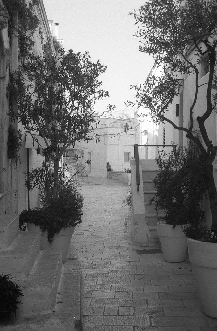 〜 Ostuni, Italy - filmphotography - ferreira-rocks   ello