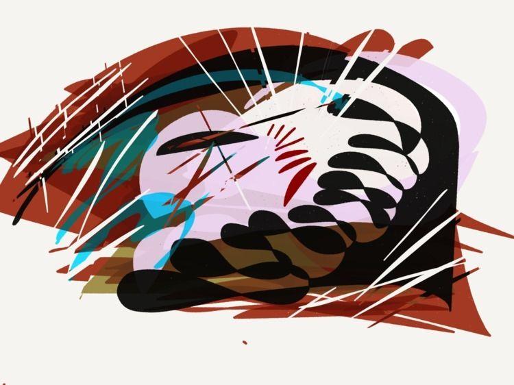 .64. Opera// Life parade lives  - abstractmemento | ello