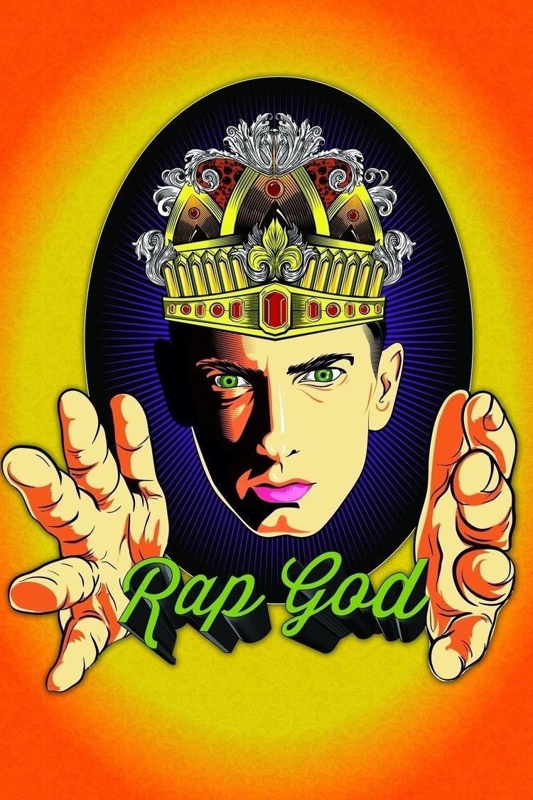 Tribute: Eminem Rap God redefin - thecommas   ello