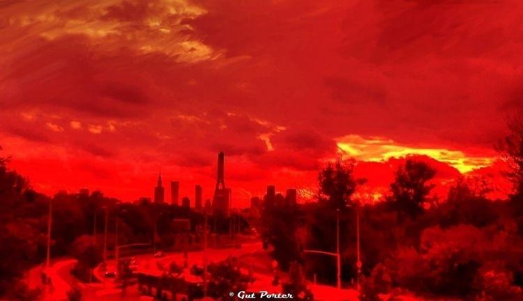 Red Warsaw - RedWarsaw, Filter, Lumix - gutporter | ello