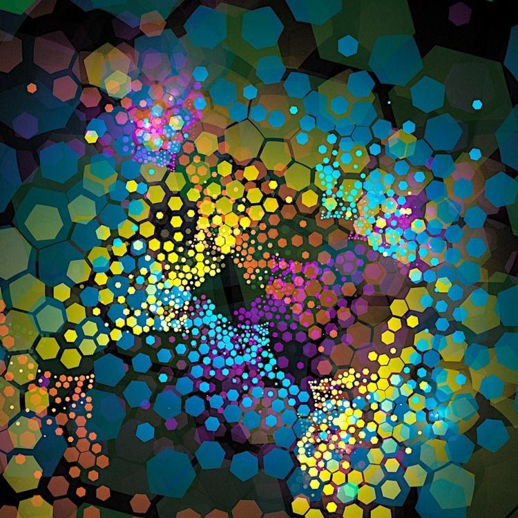 190708.ch  - digital, abstract, texture - alexmclaren | ello