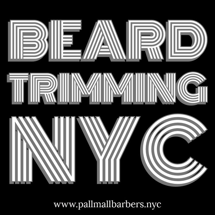 Beard Trimming NYC barber tradi - barbershopmidtown | ello