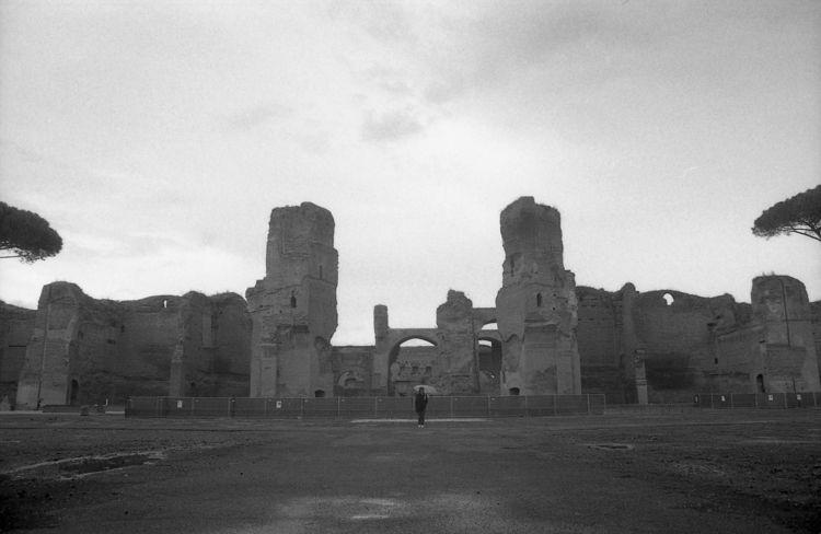 Vanessa Baths 〜 Rome, Italy - filmphotography - ferreira-rocks | ello