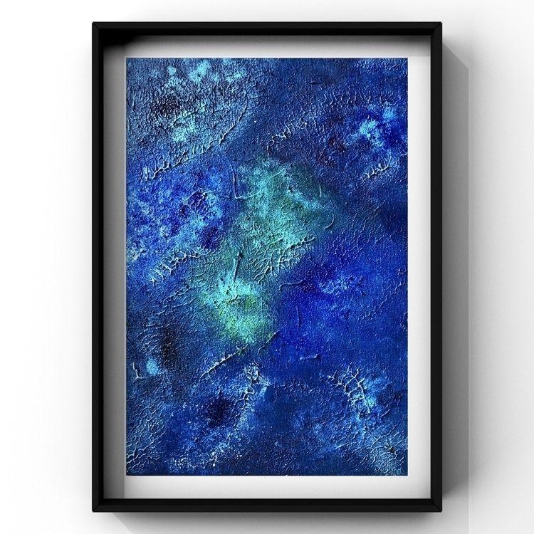 abstract painting Title…eternal - taichi_nagayama   ello