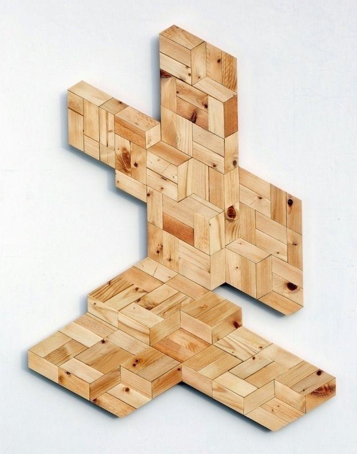 Box Boy (Wall object-116 pieces - dirkmarwig | ello