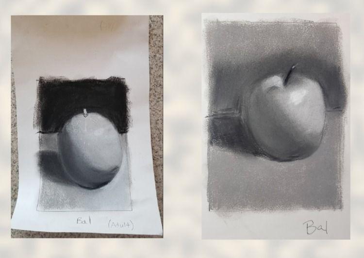 started art class private studi - wordmuse | ello