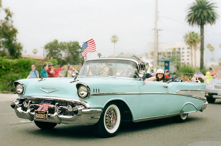 parade. '57 Chevy 1950 - 4thofjuly - lowhum   ello