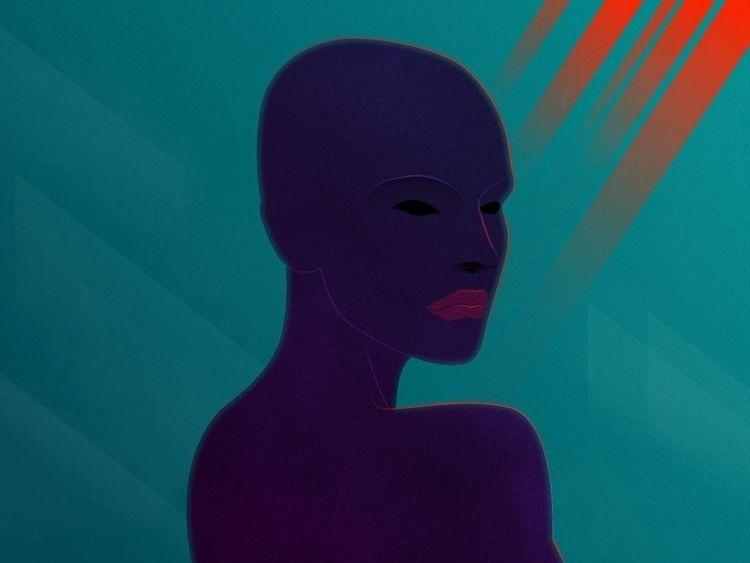 Rays light - illustration, graphic - mariosupa | ello