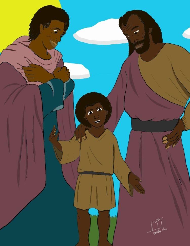 Yashuwah, Miriam, Yusuf - TGK-A - tgkafg | ello