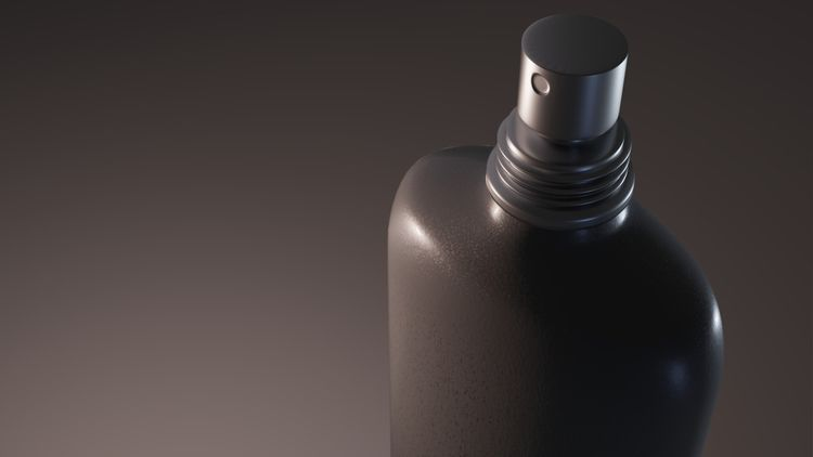 CK bottle - 3drender, perfume, ck - zupmedia | ello