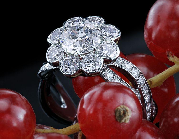 platinum engagement ring perfec - leonemege | ello