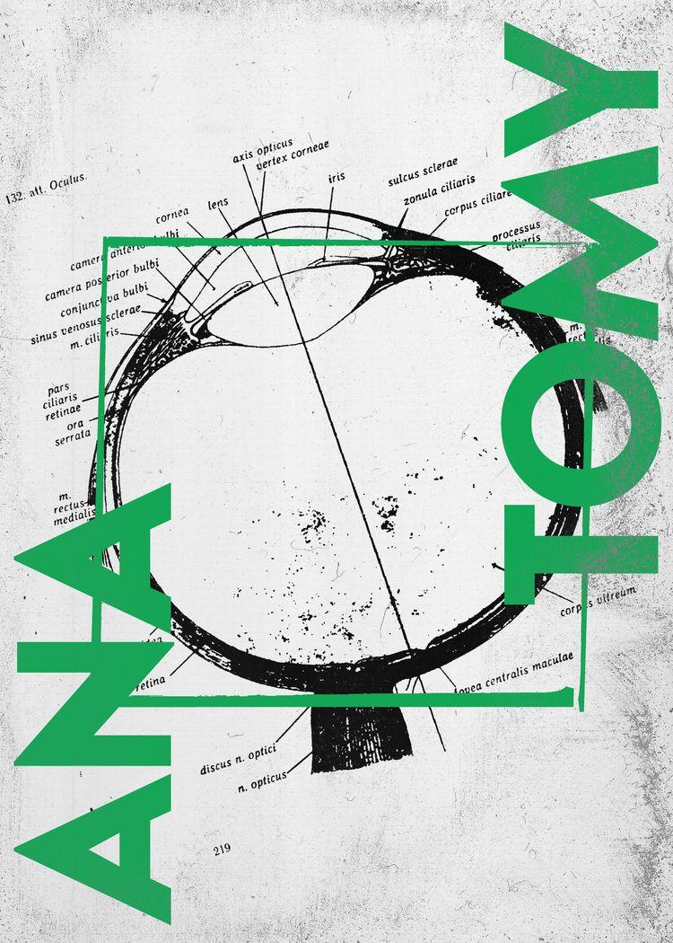 ANA:black_circle:️TOMY  - poster - rottwang | ello