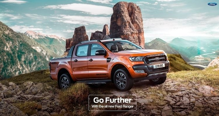 Advertisement: Ford Ranger Pers - paugith | ello