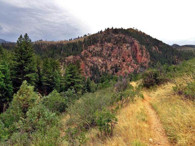 Segment 1 Colorado Trail ends l - doughayes | ello