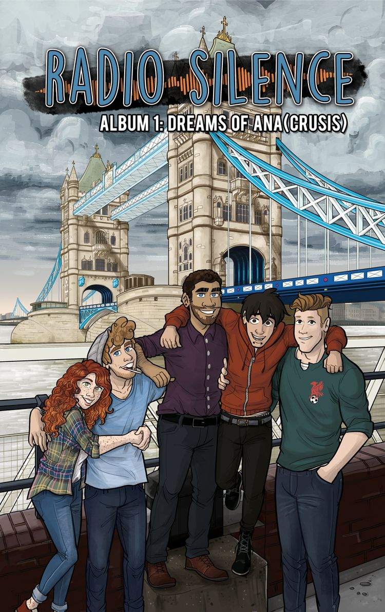 Radio Silence Volume 1: Dreams  - quietsnooze   ello
