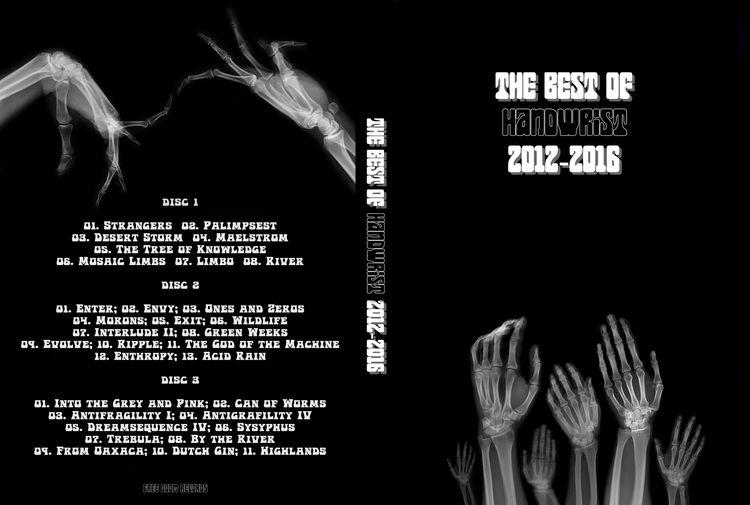 compilation consists 3 discs ho - handwrist | ello