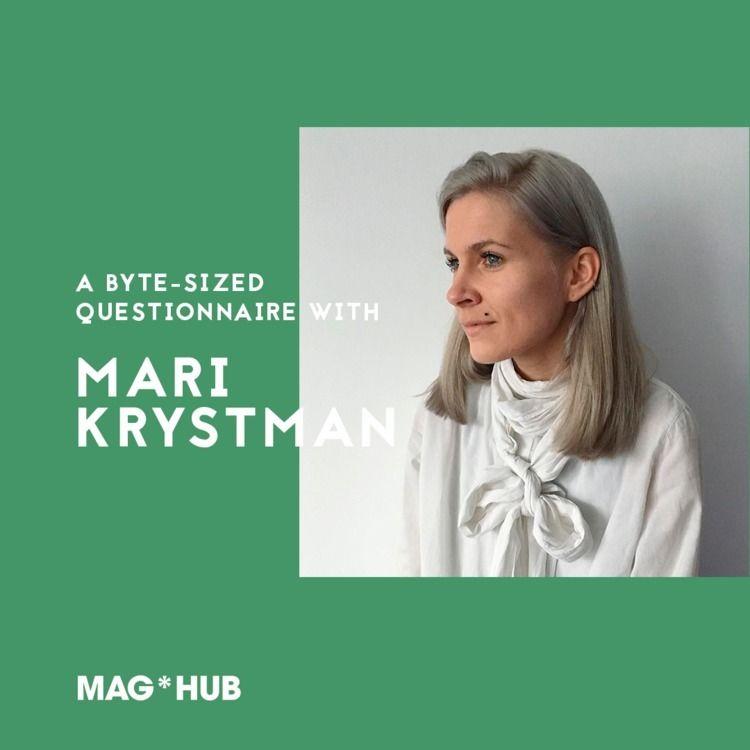 byte-sized questionnaire MARI K - etereamag | ello