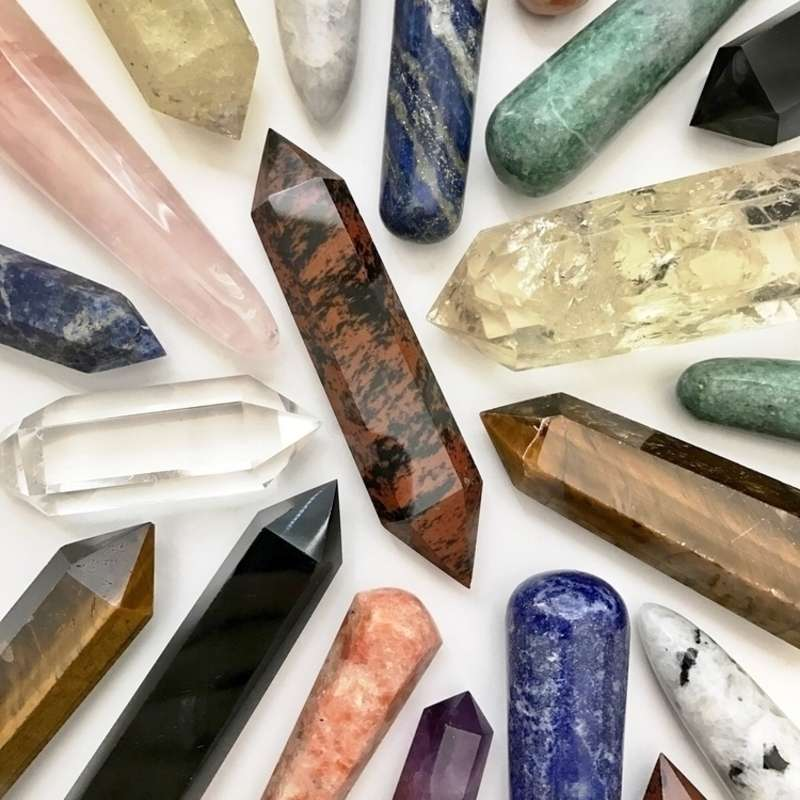 Crystals Posts