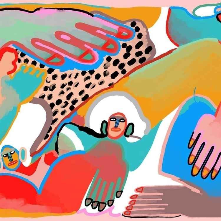 Illustrator Amber Vittoria Reinterprets the Female Body