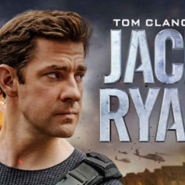 Create one-of-a-kind Artwork for Jack Ryan