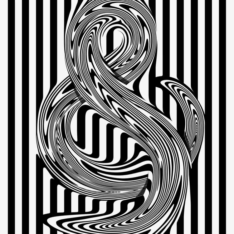 Trippy Typography