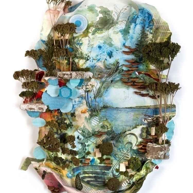 Artist Gregory Euclide