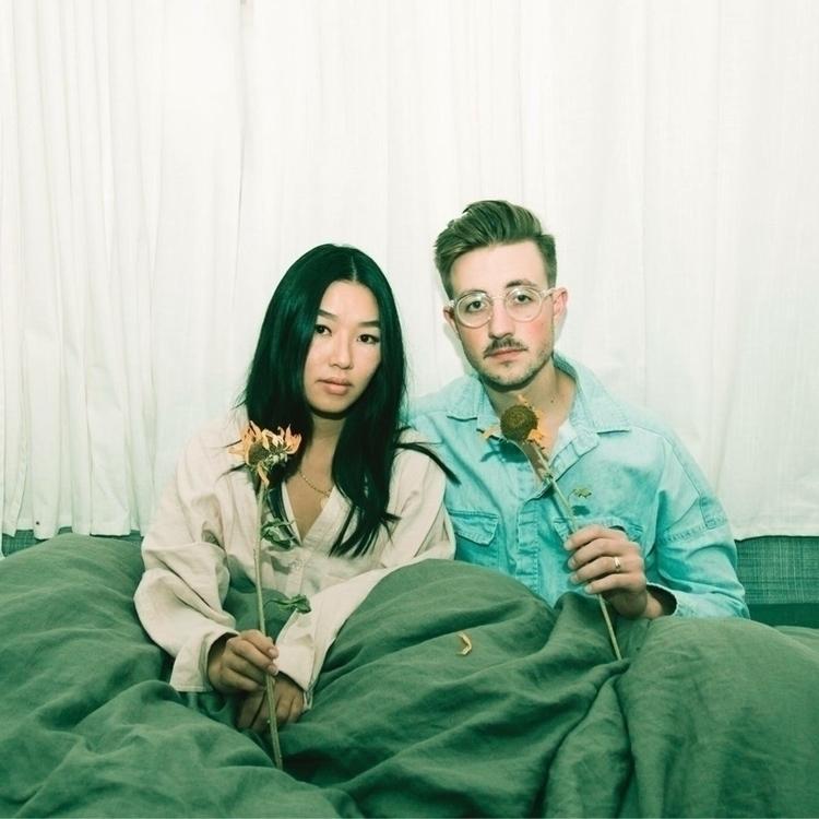 Recreated Yoko and John