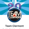 Team Clermont (@teamclermont) Avatar