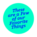 These Are A Few Of Our Favorite Things (@theseareafewofourfavoritethings) Avatar