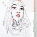 Tracy Chen Art | 陈贵愉 (@tracychen) Avatar