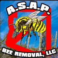 ASAP Bee Removal LLC (@beeremovalnow) Avatar