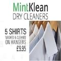 Mintklean Dry Cleaning (@mintklean) Avatar